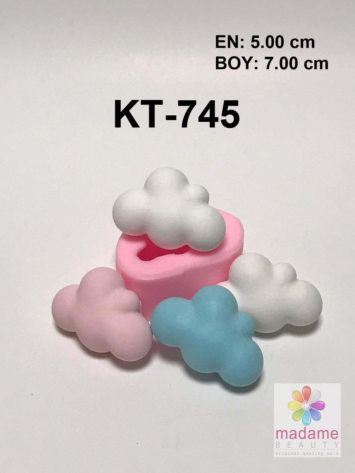 Bulut Silikon Kokulu Tas Kalibi Kt 745 Ankara Hobi Market